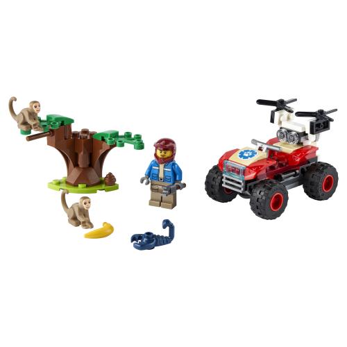 LEGO 60300 Wildlife Rescue ATV V29