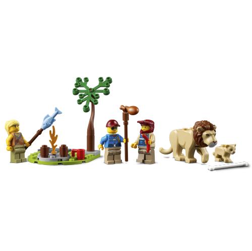 LEGO 60301 Wildlife Rescue Off-Roader V29