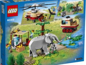 LEGO 60302 Wildlife Rescue Operation V29