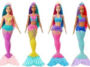 Barbie Mermaid Dreamtopia Assortment