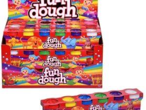 Fun Dough 6 Pack Of Dough – 173724