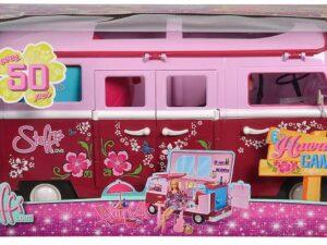Steffi Love Doll with Hawaii Camper Van
