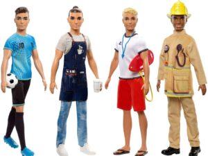 Barbie Ken Career Doll Assortment