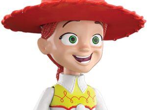 Disney Pixar Interactables Jessie Figure