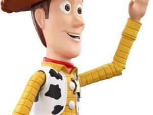 Disney Pixar Interactables Woody Figure