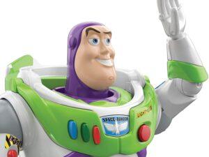 Disney Pixar Interactables Buzz Lightyear Figure