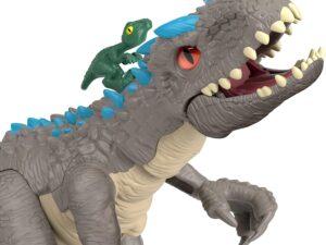Fisher Price Imaginext Jurassic World Thrashing Indominus Rex