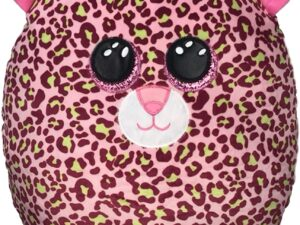 TY 39299 – Lainey Leopard Squish A Boo 10″ Plush Toy