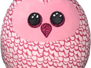 TY 39300 – Pinky Owl Squish A Boo 10″ Plush Toy