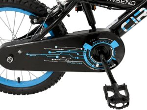 Townsend Circuit 16 Inch Boys Rigid Bike BMX Style
