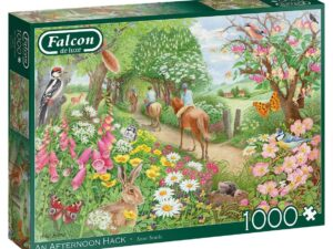 Falcon De Luxe An Afternoon Hack 1000pc Puzzle