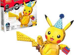 Mega Construx Pokémon Celebration Pikachu