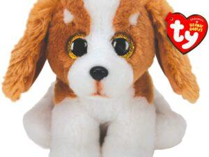 TY 40131 – Barker Basset Hound Beanie Boo Plush Toy