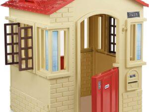 Little Tikes Cape Cottage Playhouse – Tan