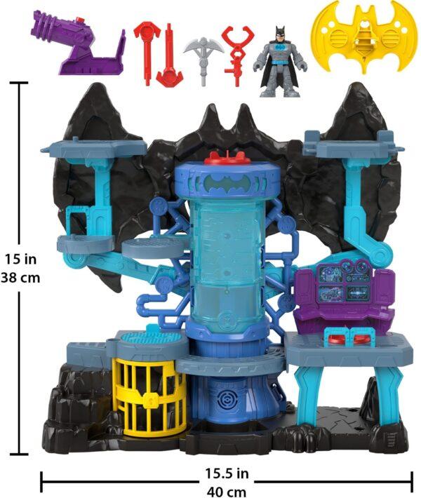Fisher Price Imaginext Bat-tech Batcave – GYV24