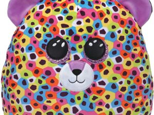 TY 39288 – Giselle Leopard Squish A Boo 10″ Plush Toy