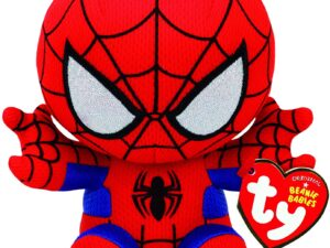 TY 41188 – Spiderman Beanie Plush Toy