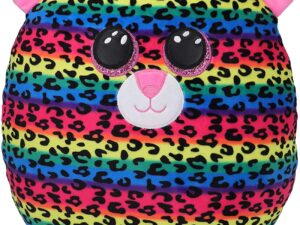 TY 39286 – Dotty Leopard Squish A Boo 10″ Plush Toy