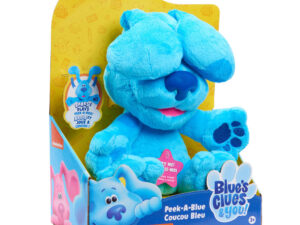 Blue's Clue's & You! Peek-A-Boo Plush – Blue