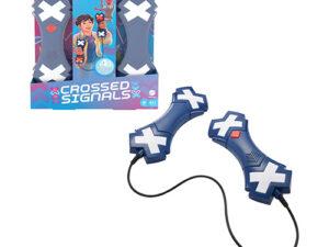 Crossed Signals Game