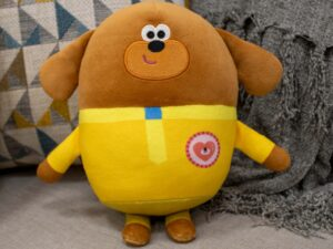 Hey Duggee Squishy Huggy Duggee Soft Toy – 2013