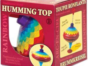 RAINBOW HUMMING TOP – 09817