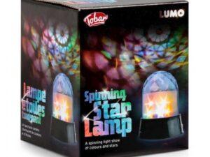Lumo Spinning Star Lamp – 36443