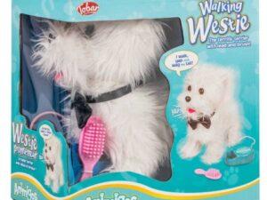 ANIMIGOS WALKING WESTIE DOG – 28778