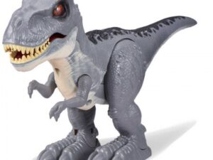 Robo Alive Dino T-Rex Series 2 Grey – 38344
