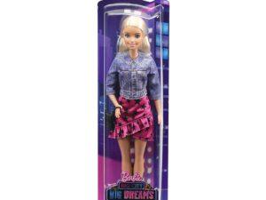 "Barbie: Big City, Big Dreams ""Malibu"" Barbie Doll (Blonde, 29cm)"