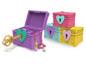 Love Diana Mini Mystery Trunks