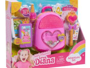 Love Diana Adventure Set