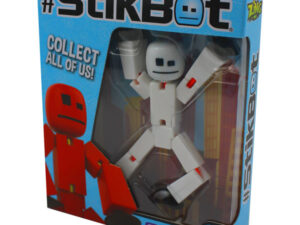 StikBot, 9 assorted colours in CDU – S1008-9