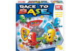 """Race To Base Game In Colour Box """"M.Y"""""""