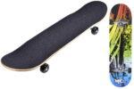 31″ x 8″ Double Tilt End Skateboard – Inner City Design