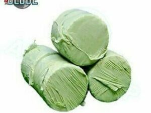 1:32 Set of 4 Round Silage Bales
