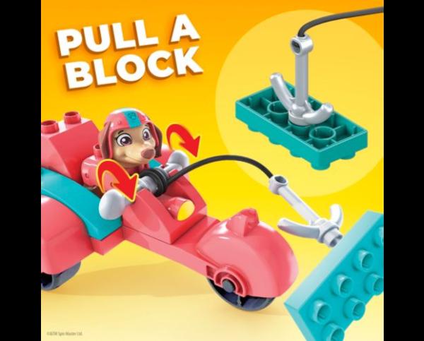 Mega Bloks® PAW Patrol: The Movie – Liberty's City Scooter Set