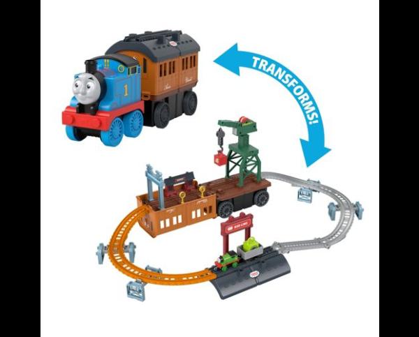 Fisher Price Thomas & Friends 2-in-1 Transforming Thomas Playset