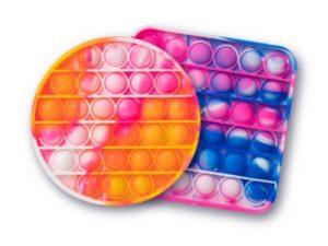Tie Dye Push Popper Toy Assorted – SV21011