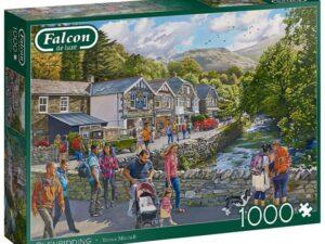 Falcon De Luxe Glenridding 1000pc Puzzle