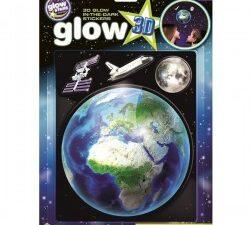 Glow 3D The Earth B8105