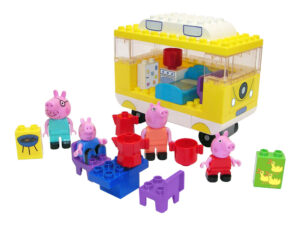 Big-Bloxx Peppa Pig Campervan