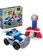 Mega Bloks PAW Patrol The Movie – Chase's City Police Cruiser Set