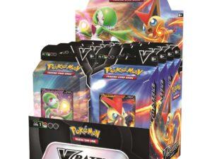 Pokemon TCG: Victini V / Gardenvoir V Battle Deck