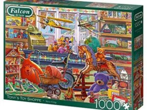 Falcon De Luxe Tony's Toy Shoppe Jigsaw Puzzle by Falcon – 1000 Pc Puzzle