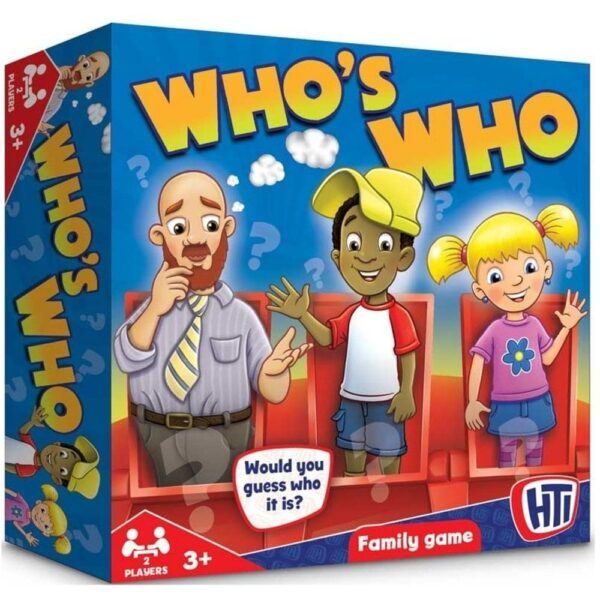 Traditional Games Who Is Who – 1375473
