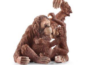 Schleich 14775 Orangutan, female