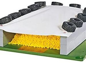Siku 5698 World Silage, Cover and Tyres