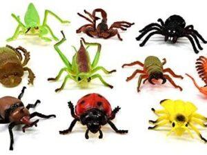 Peterkin Classics 21046 Insect World 10pc Set