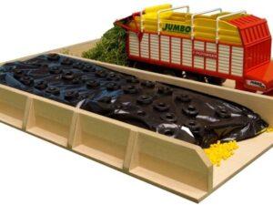 Kids Globe Wooden Slotsilo (Scale 1:32)